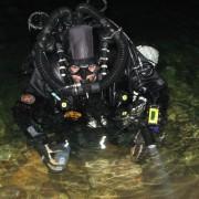 Istraživanje anhijalinog jezera u Šipunu