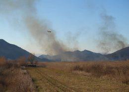 Požari u Neretvi