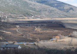 požar u rezervatu