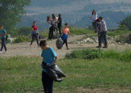 Čišćenje ušća rijeke Neretve