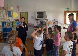 Radionica u Dječjem vrtiću Metković