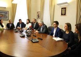 Potpisivanje Ugovora o partnerstvu