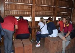 Ravnatelji Javnih ustanova na promatračnici za ptice Galičak