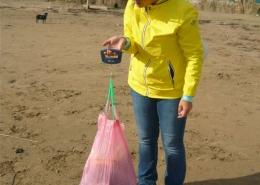 Vaganje prikupljenog otpada