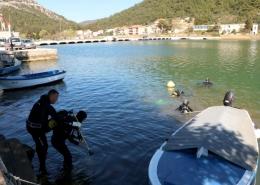 Akcija čišćenja podmorja