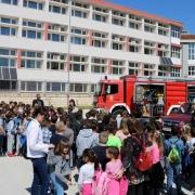 demonstracija vatrogasne opreme
