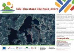 Edu-eko staze Baćinska jezera