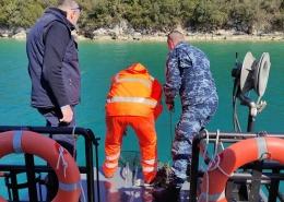 Ribarska inspekcija uklanja neoznačeni ribarski alat