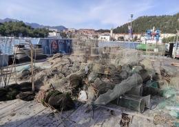 Uklonjeni ribarski alat