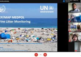 Prvi trening o monitoringu otpada u moru