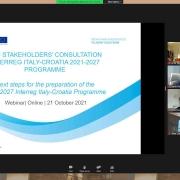 Konzultacije INTERREG ITA-HR programa